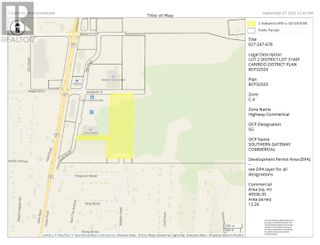 Photo 3: LOT 2 CHEW ROAD in Quesnel (Zone 28): Vacant Land for sale : MLS®# C8040681