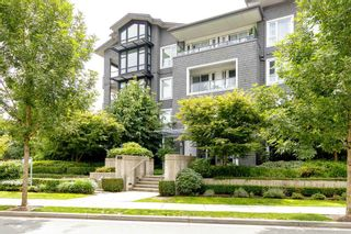 """Photo 1: 203 550 SEABORNE Place in Port Coquitlam: Riverwood Condo for sale in """"FREMONT GREEN"""" : MLS®# R2479309"""