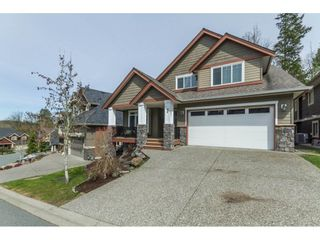 Photo 1: 48 3800 GOLF COURSE DRIVE in Abbotsford: Abbotsford East House for sale : MLS®# R2155069