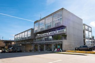 """Photo 33: 508 1540 W 2ND Avenue in Vancouver: False Creek Condo for sale in """"WATERFALL"""" (Vancouver West)  : MLS®# R2594378"""