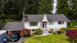 Photo 1: 1723 CHARLAND Avenue in Coquitlam: Central Coquitlam House for sale : MLS®# R2577562