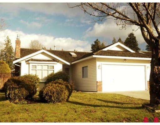 Main Photo: 1284 163A Street in South Surrey/White Rock: Home for sale : MLS®# f2729291
