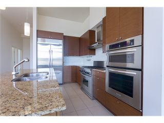 "Photo 7: 2703 110 BREW Street in Port Moody: Port Moody Centre Condo for sale in ""ARIA 1"" : MLS®# V1053008"