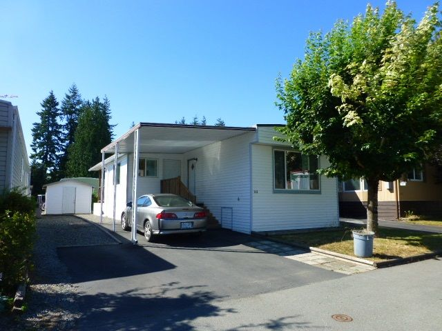 "Main Photo: 141 3665 244 Street in Langley: Otter District Manufactured Home for sale in ""LANGLEY GROVE ESTATES"" : MLS®# R2190919"