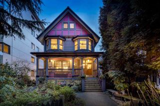 Main Photo: 1362 HARO Street in Vancouver: West End VW House for sale (Vancouver West)  : MLS®# R2545180