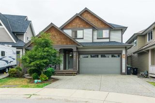 """Photo 1: 8067 210 Street in Langley: Willoughby Heights House for sale in """"YORKSON"""" : MLS®# R2326682"""
