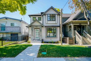 Photo 1: 4567 REID Street in Vancouver: Collingwood VE House for sale (Vancouver East)  : MLS®# R2490725