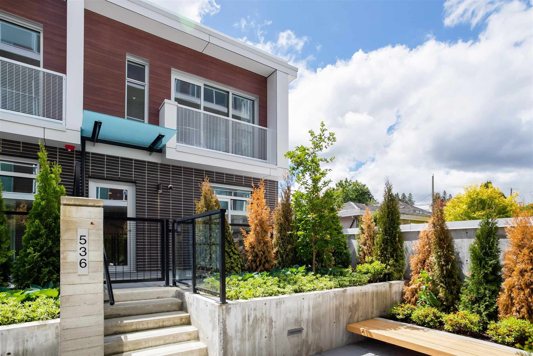 """Main Photo: 536 W KING EDWARD Avenue in Vancouver: Cambie Townhouse for sale in """"CAMBIE + KING EDWARD"""" (Vancouver West)  : MLS®# R2593920"""