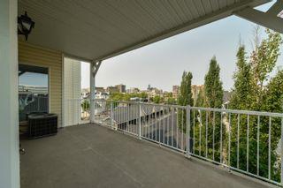 Photo 36: 410 10221 111 Street in Edmonton: Zone 12 Condo for sale : MLS®# E4264052