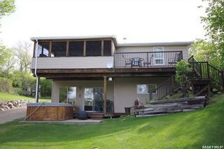 Photo 45: 102 Garwell Drive in Buffalo Pound Lake: Residential for sale : MLS®# SK854415