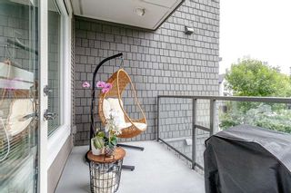 """Photo 21: 203 550 SEABORNE Place in Port Coquitlam: Riverwood Condo for sale in """"FREMONT GREEN"""" : MLS®# R2479309"""