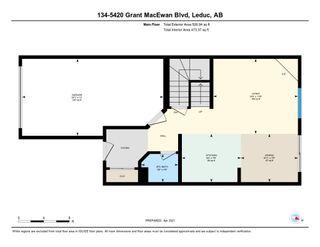 Photo 34: 134 5420 GRANT MACEWAN Boulevard: Leduc Townhouse for sale : MLS®# E4236625