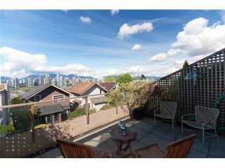 """Photo 5: 1161 W 8TH Avenue in Vancouver: Fairview VW Townhouse for sale in """"FAIRVIEW 2"""" (Vancouver West)  : MLS®# V826062"""