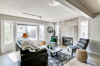 Photo 5: 100 Patina Park SW in Calgary: Patterson Row/Townhouse for sale : MLS®# A1130251