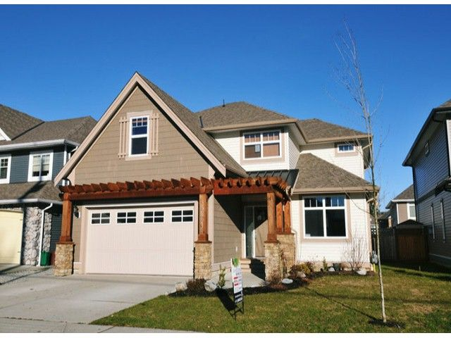 """Main Photo: 32615 EGGLESTONE AV in Mission: Mission BC House for sale in """"Cedar Valley"""" : MLS®# F1301599"""