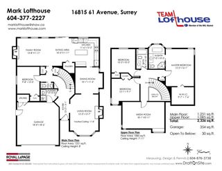 Photo 2: 16815 61 Avenue in Surrey: Cloverdale BC House for sale (Cloverdale)  : MLS®# R2263335