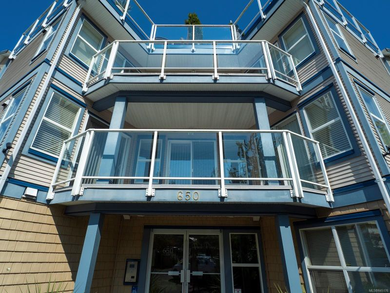 FEATURED LISTING: 205 - 650 Prideaux St NANAIMO