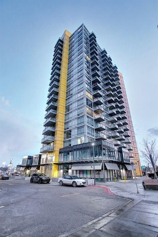 Main Photo: 1710 3820 Brentwood Road NW in Calgary: Brentwood Apartment for sale : MLS®# A1080419