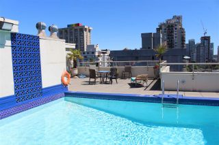 """Photo 6: 706 1250 BURNABY Street in Vancouver: West End VW Condo for sale in """"Horizon"""" (Vancouver West)  : MLS®# R2587984"""