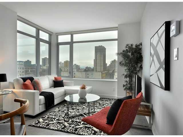 Main Photo: 1005 1028 BARCLAY STREET in : West End VW Condo for sale : MLS®# V880380