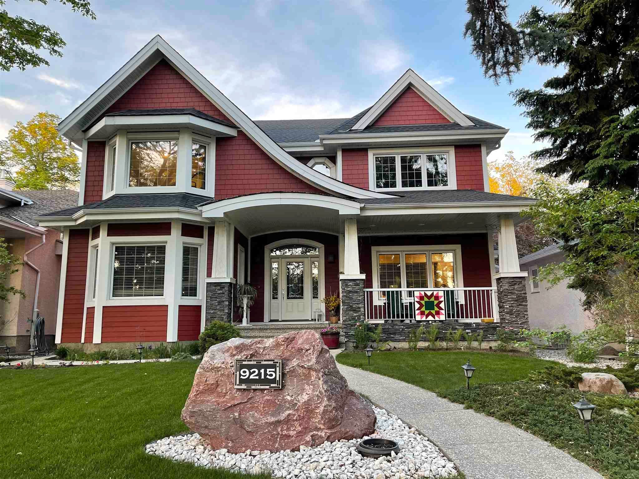 Main Photo: 9215 118 Street in Edmonton: Zone 15 House for sale : MLS®# E4247486