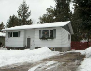 Photo 1: 7689 LOYOLA Drive in Prince George: Lower College House for sale (PG City South (Zone 74))  : MLS®# N161071