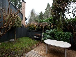 "Photo 3: 306 4001 MT SEYMOUR Parkway in North Vancouver: Dollarton Townhouse for sale in ""THE MAPLES"" : MLS®# V860063"