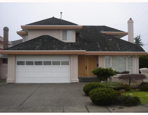 Main Photo: 8511 MYRON Court in Richmond: Garden City House for sale : MLS®# V748931