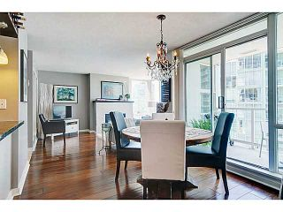 Photo 2: # 1105 1077 MARINASIDE CR in Vancouver: Yaletown Condo for sale (Vancouver West)  : MLS®# V1007322