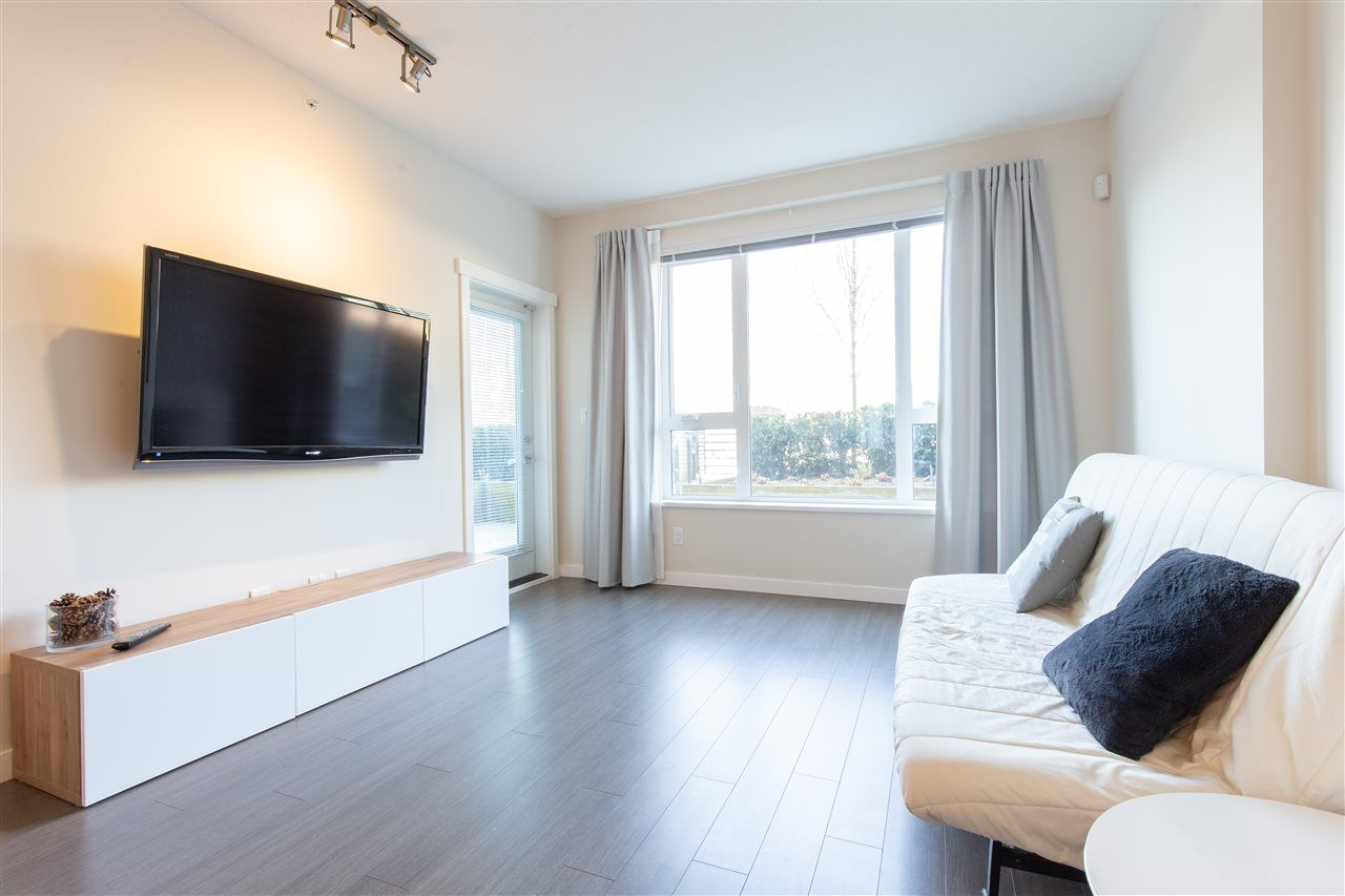 """Photo 5: Photos: 111 9168 SLOPES Mews in Burnaby: Simon Fraser Univer. Condo for sale in """"VERITAS"""" (Burnaby North)  : MLS®# R2451110"""