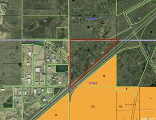 Photo 3: East Cory Land - 80.12 Acres in Corman Park: Commercial for sale (Corman Park Rm No. 344)  : MLS®# SK831024
