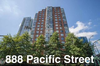 "Photo 17: 1106 888 PACIFIC Street in Vancouver: Yaletown Condo for sale in ""PACIFIC PROMENADE"" (Vancouver West)  : MLS®# R2288914"