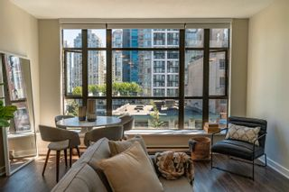"""Photo 5: 607 1249 GRANVILLE Street in Vancouver: Downtown VW Condo for sale in """"The Lex"""" (Vancouver West)  : MLS®# R2625490"""