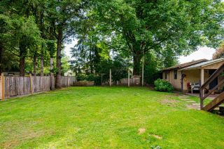 Photo 30: 8870 BARTLETT Street in Langley: Fort Langley House for sale : MLS®# R2591281