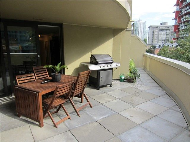 Main Photo: # 205 789 DRAKE ST in Vancouver: Downtown VW Condo for sale (Vancouver West)  : MLS®# V1025547