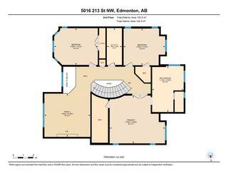 Photo 49: 5016 213 Street in Edmonton: Zone 58 House for sale : MLS®# E4217074