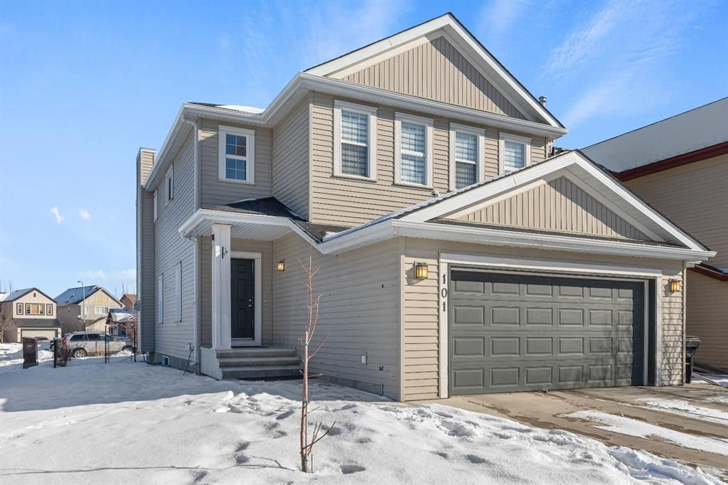 Main Photo: 101 COPPERSTONE Close SE in Calgary: Copperfield Detached for sale : MLS®# A1076956