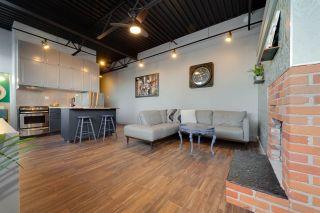 Photo 3: 301 10355 105 Street in Edmonton: Zone 12 Condo for sale : MLS®# E4225845