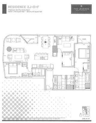 Photo 39: 4501 10360 102 Street in Edmonton: Zone 12 Condo for sale : MLS®# E4241825