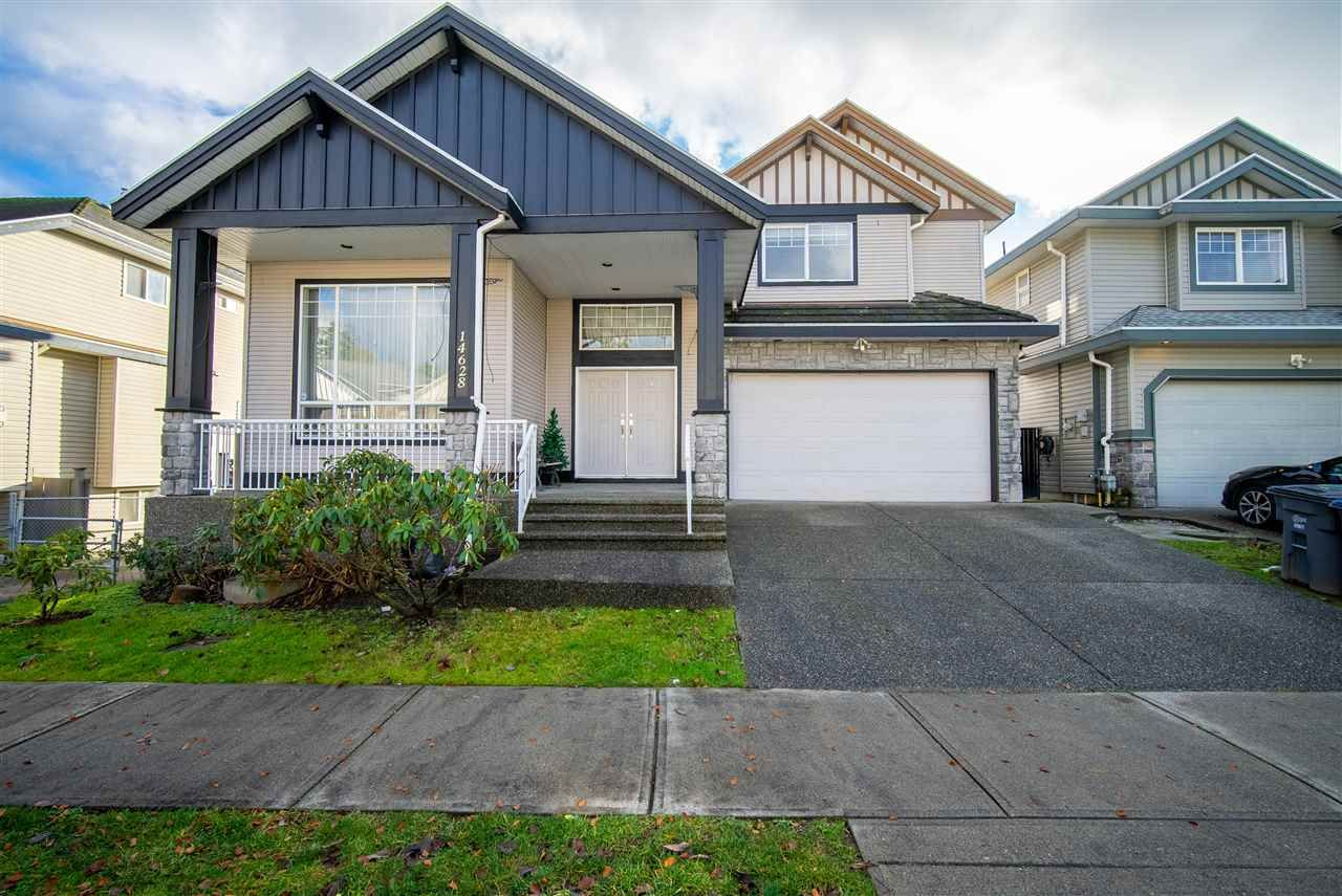 Main Photo: 14628 67A Avenue in Surrey: East Newton House for sale : MLS®# R2523501