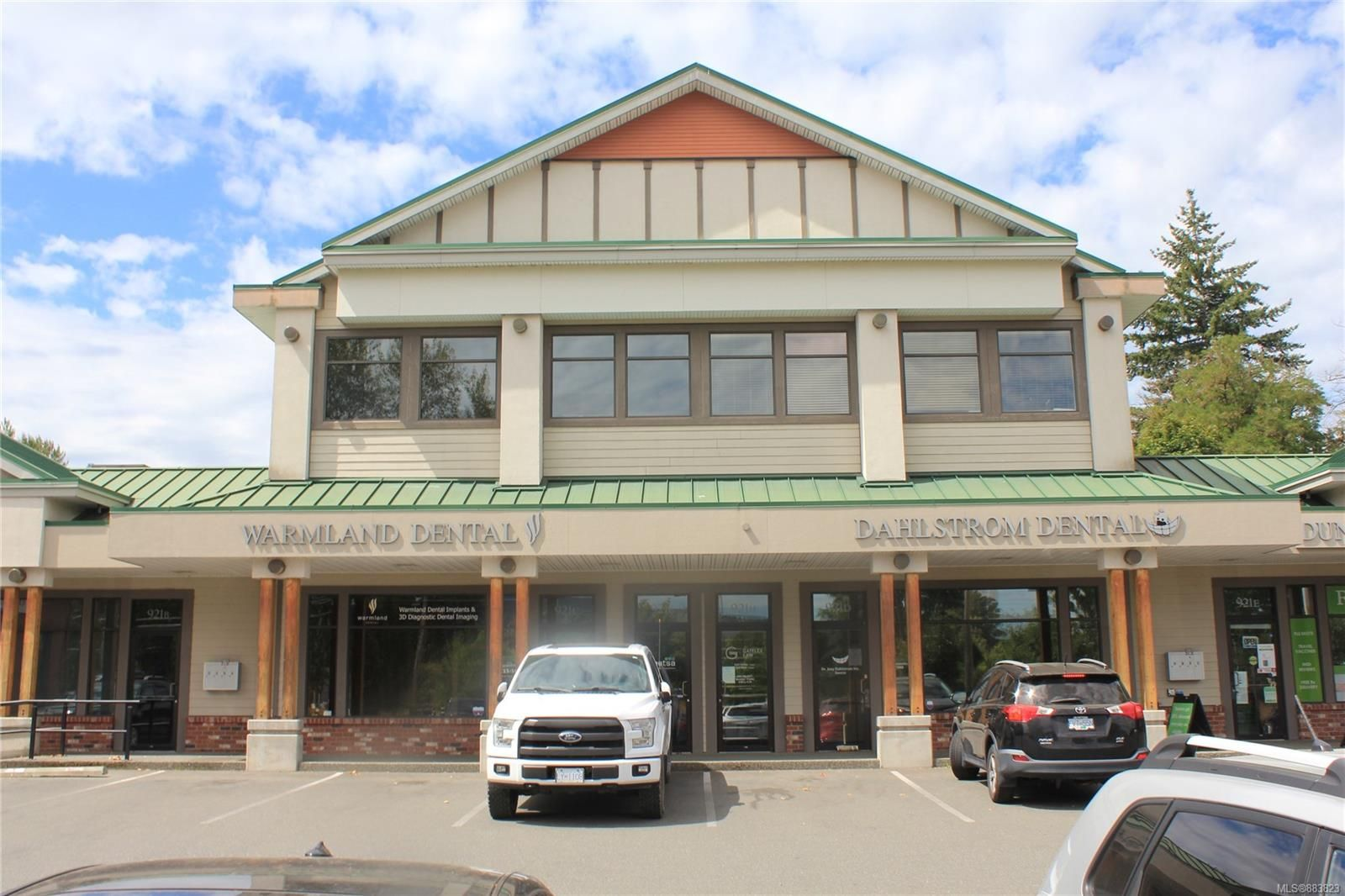 Main Photo: H 921 Canada Ave in : Du West Duncan Office for sale (Duncan)  : MLS®# 883823