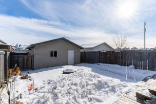Photo 37: 311 BRINTNELL Boulevard in Edmonton: Zone 03 House for sale : MLS®# E4229582