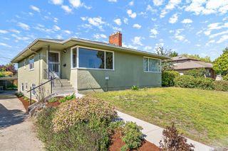 Photo 1: 2256-2258 Estevan Ave in Oak Bay: OB Henderson Full Duplex for sale : MLS®# 842582
