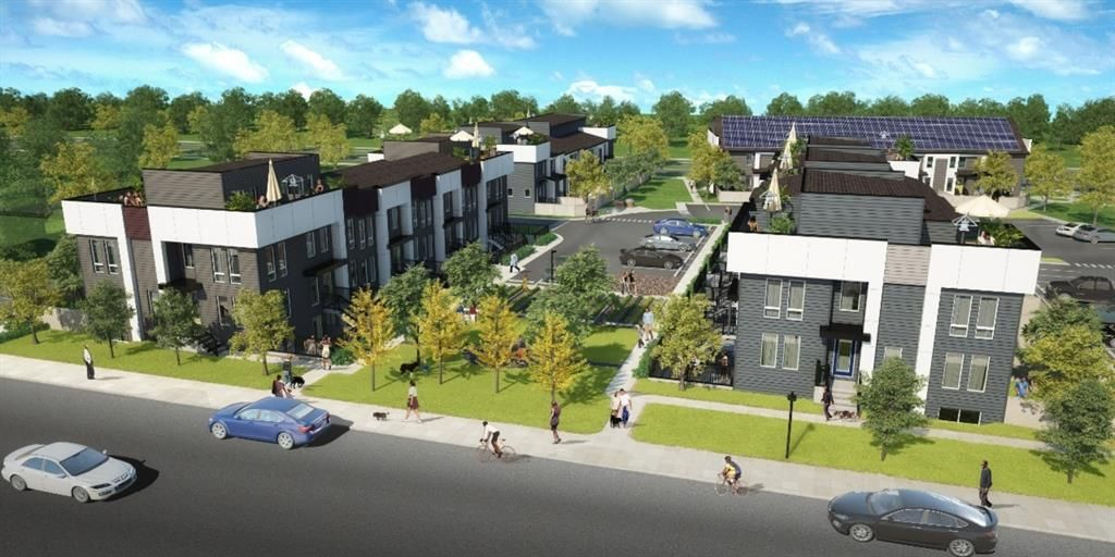 Main Photo: 206 338 Seton Circle SE in Calgary: Seton Row/Townhouse for sale : MLS®# A1042558