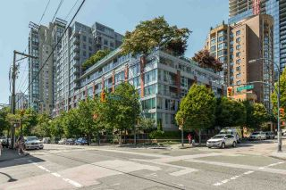 "Photo 1: 517 1133 HOMER Street in Vancouver: Yaletown Condo for sale in ""H & H"" (Vancouver West)  : MLS®# R2484274"