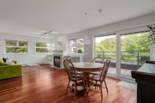"""Photo 10: 408 2181 W 12TH Avenue in Vancouver: Kitsilano Condo for sale in """"THE CARLINGS"""" (Vancouver West)  : MLS®# R2615089"""