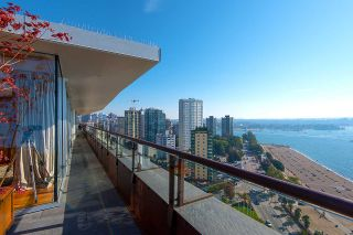 """Photo 26: 2001 1835 MORTON Avenue in Vancouver: West End VW Condo for sale in """"Ocean Towers"""" (Vancouver West)  : MLS®# R2585366"""