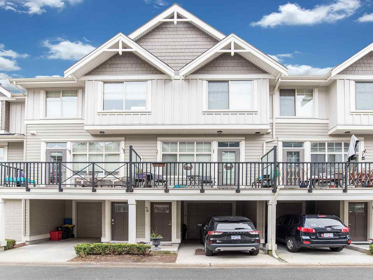 """Main Photo: 79 19525 73 Avenue in Surrey: Clayton Townhouse for sale in """"UPTOWN 2"""" (Cloverdale)  : MLS®# R2556518"""