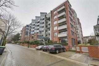 "Photo 1: 503 2228 MARSTRAND Avenue in Vancouver: Kitsilano Condo for sale in ""The SOLO"" (Vancouver West)  : MLS®# R2239681"