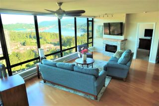 "Photo 4: 2503 400 CAPILANO Road in Port Moody: Port Moody Centre Condo for sale in ""ARIA 2 in Suterbrook"" : MLS®# R2535479"